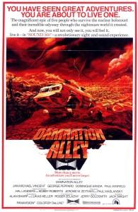 Damnation Alley Movie Poster