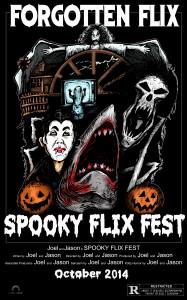 Spooky Flix Fest 2014