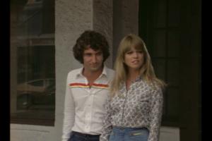 Mike (Wayne Crawford) & Liza (Roberta Leighton)